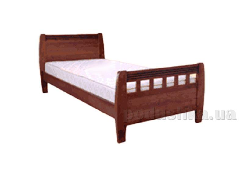Кровать из массива ольхи Акант Колибри