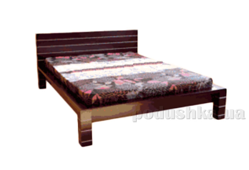 Кровать из массива ольхи Акант Модена