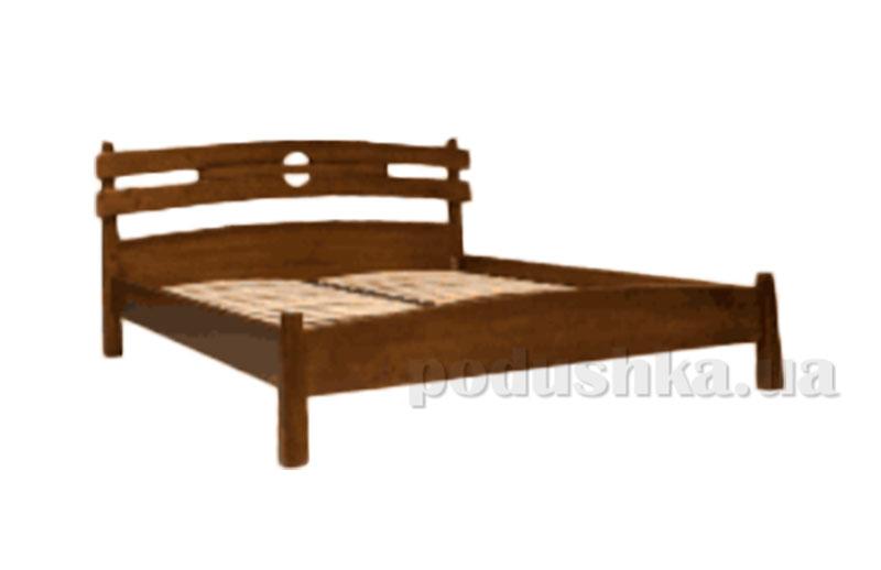 Кровать из массива ольхи Акант Такада