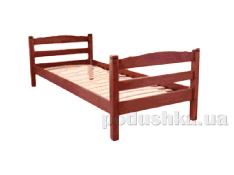 Кровать из массива ольхи Акант Тедди