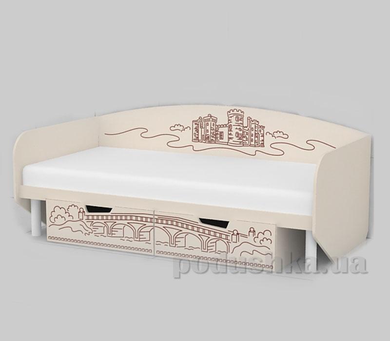Кровать Paris Эдисан