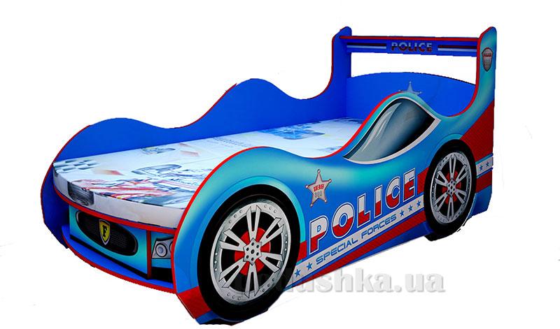 Кровать Police Эдисан