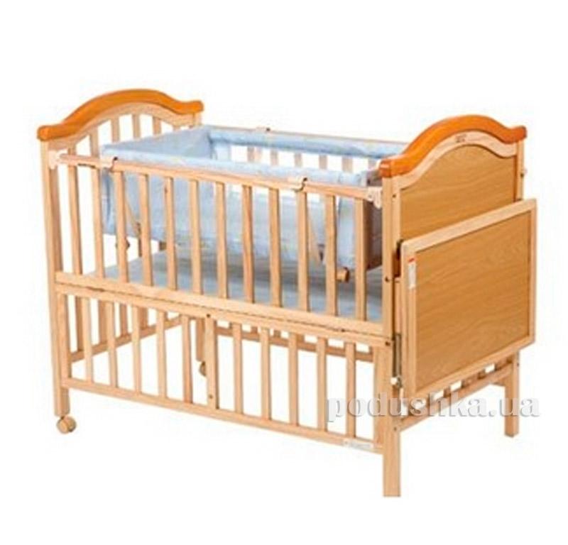 Кроватка детская Happy Dino 8670