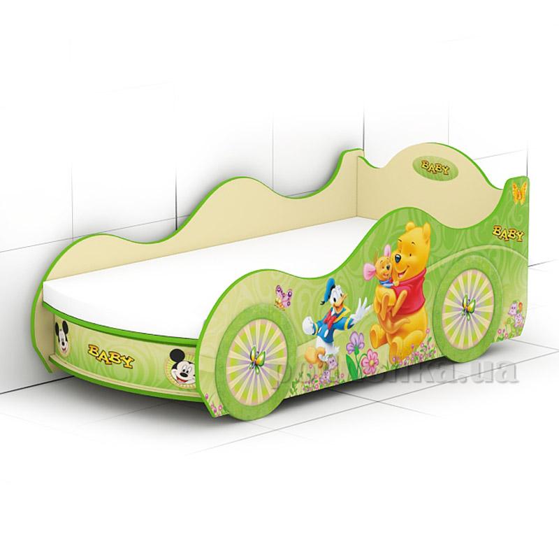 Кровать-машинка Эдисан Baby KM-420 без матраса