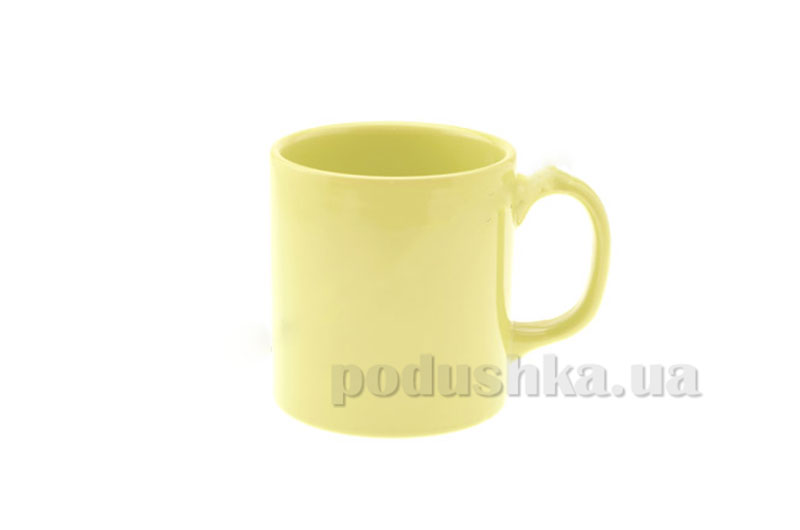 Кружка Cylindric 355 мл Light Yellow
