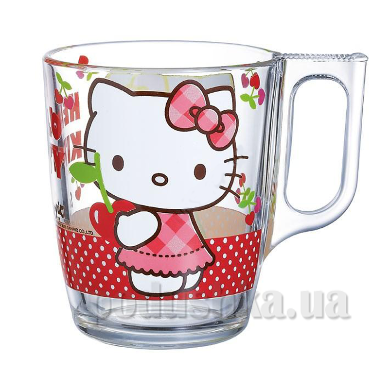 Кружка Luminarc Hello Kitty Cherries J0026
