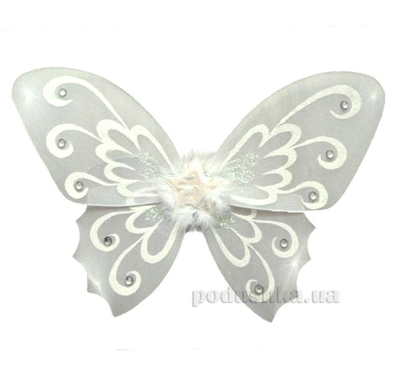 Крылья Феи Devik Play Joy белые WB01679K1