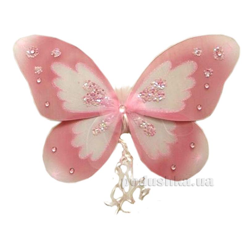 Крылья Феи Devik Play Joy розовые WB01681C