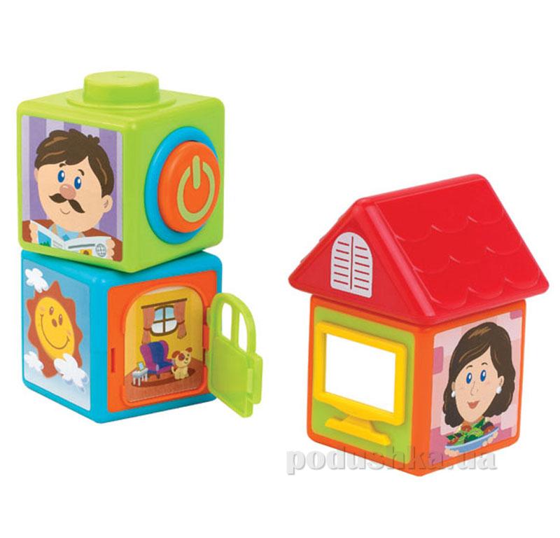 Кубики Hap-p-Kid Little Learner 4209 T