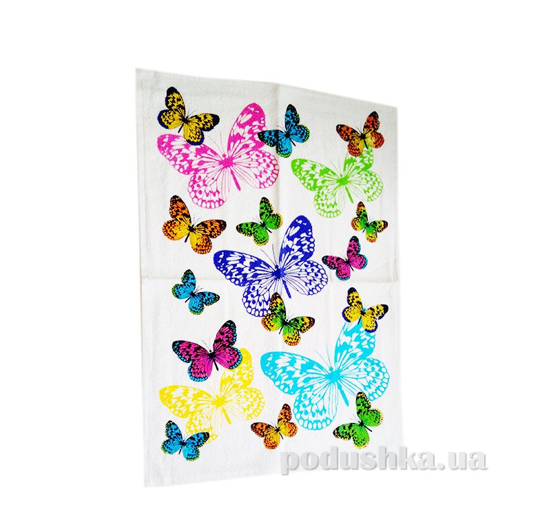 Кухонное полотенце Akipek Бабочки
