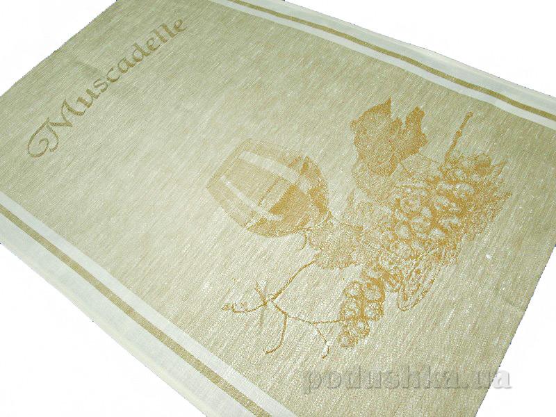 Кухонное полотенце Белорусский лен 06с22 Мускадель