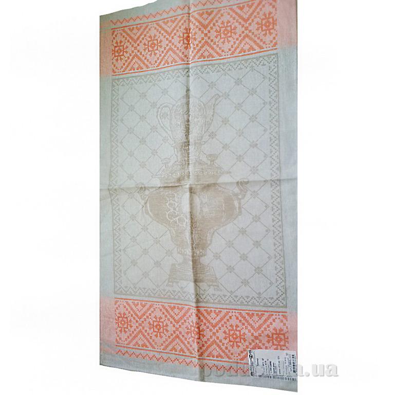 Кухонное полотенце Белорусский лен 06с22 Самовар