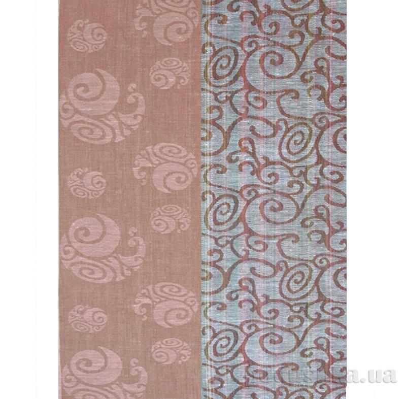 Кухонное полотенце Белорусский лен 08с74 коричневое