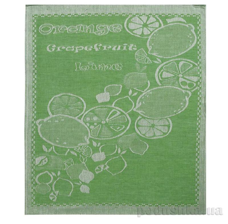 Кухонное полотенце Белорусский лен 12с351 Лимоны