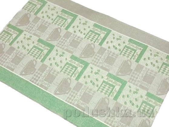 Кухонное полотенце Белорусский лен 13с126 Кофе