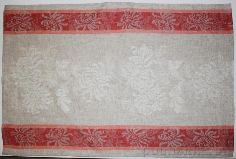 Кухонное полотенце Белорусский лен Элли 10с319