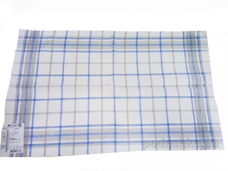 Кухонное полотенце Белорусский лен Клетка 14с85