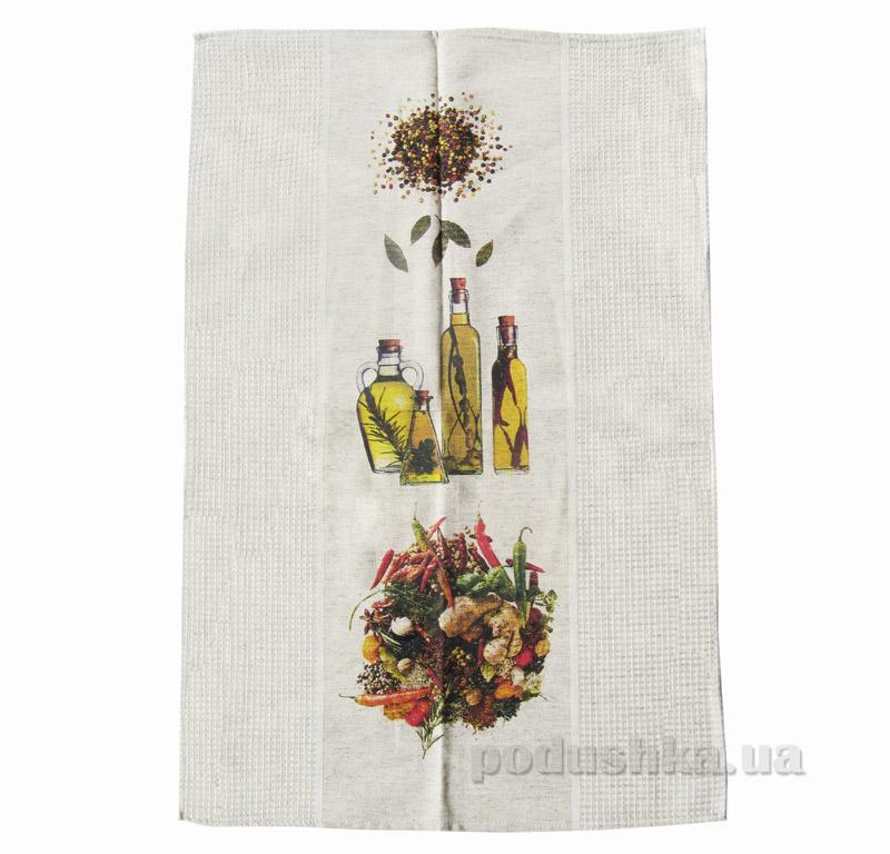Кухонное полотенце Белорусский лен Специи 13с29-ШР
