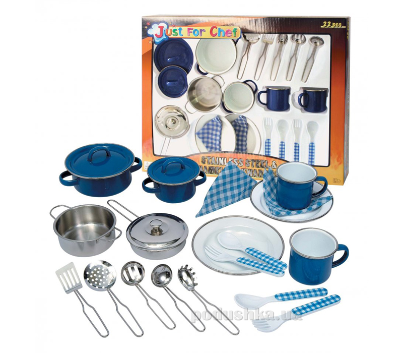 Кухонный набор Just For Chef CH2022SEM