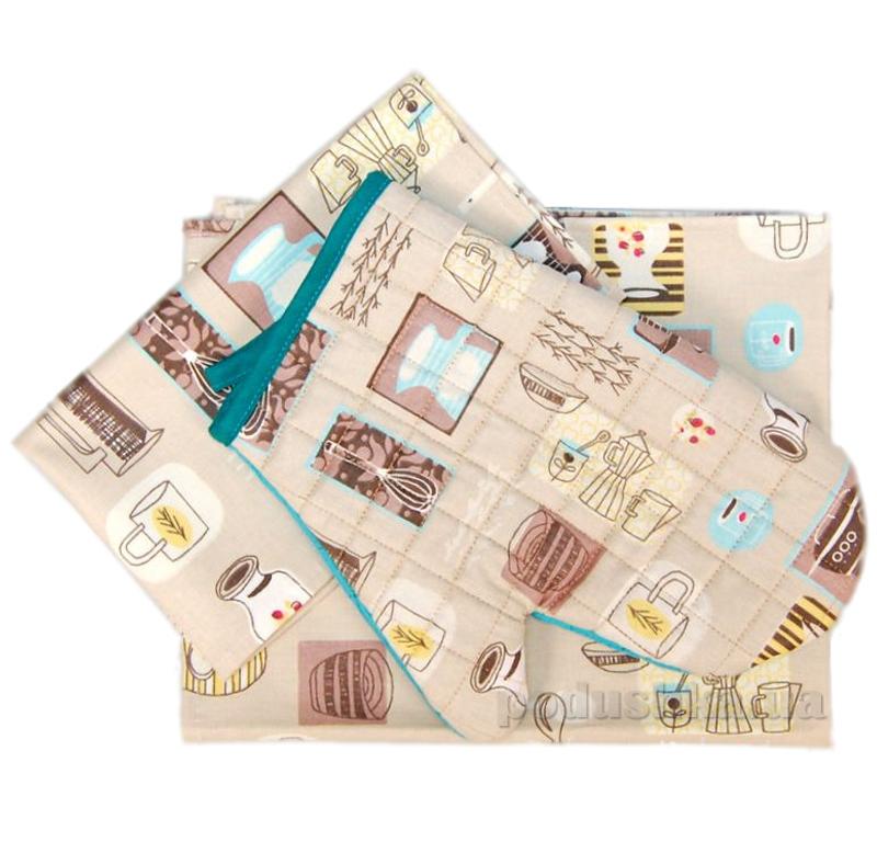 Кухонный набор Хозяюшка Home line 114041