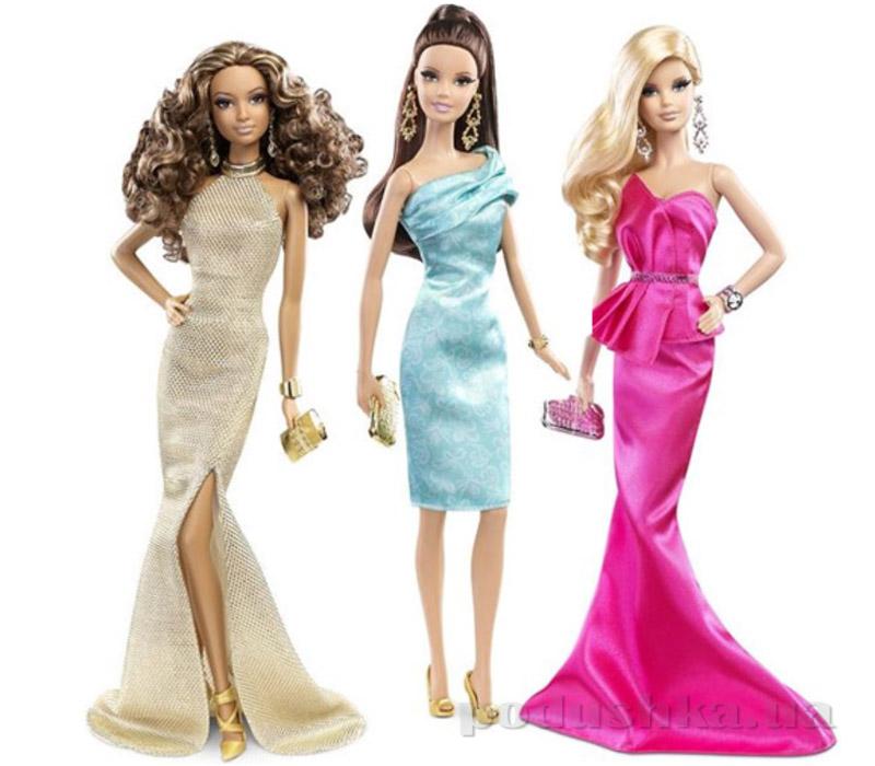 Кукла Барби коллекционная серия Высокая мода в ассортименте Barbie
