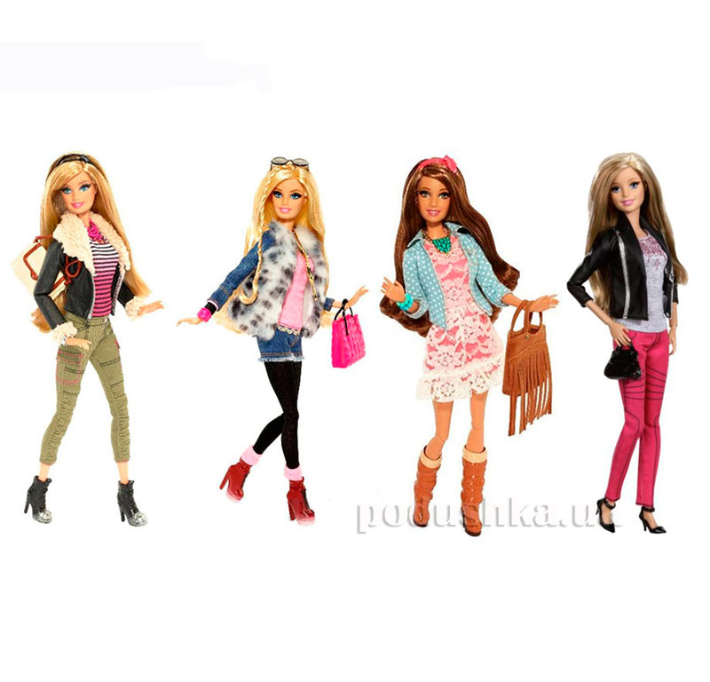 Кукла Барби Модница серии Делюкс в ассортименте Barbie