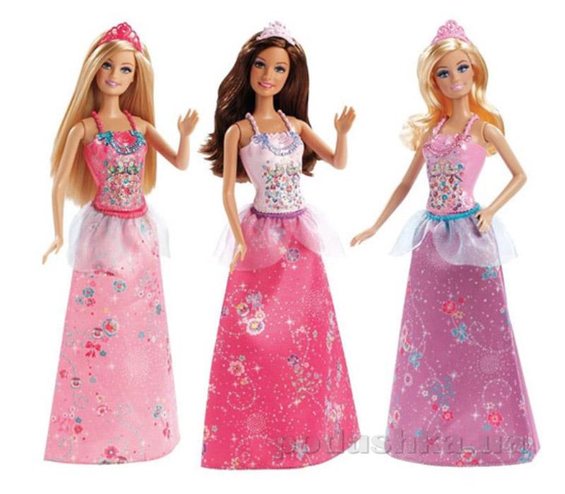 Кукла Барби Принцесса серии Миксуй и комбинируй в ассортименте