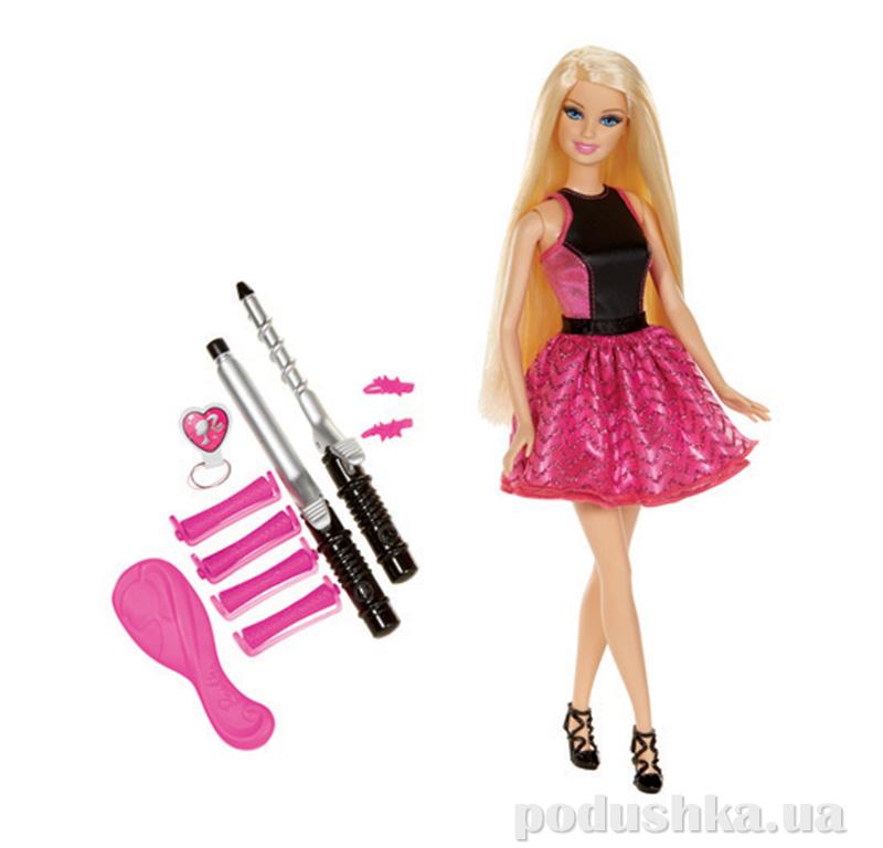 Кукла Барби Раскошные локоны BMC01