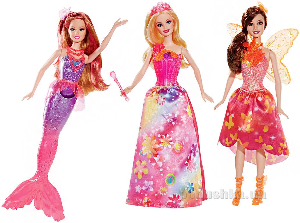 Кукла Барби Сказочная Принцесса BLP32 в ассортименте