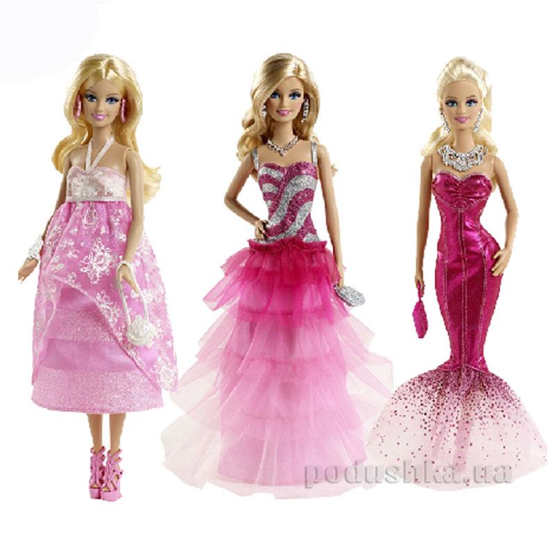 Кукла Барби в вечернем платье в ассортименте Barbie