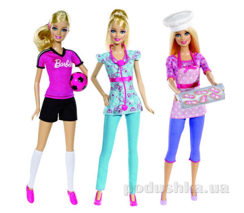 Кукла Барби Я могу быть в ассортименте Barbie