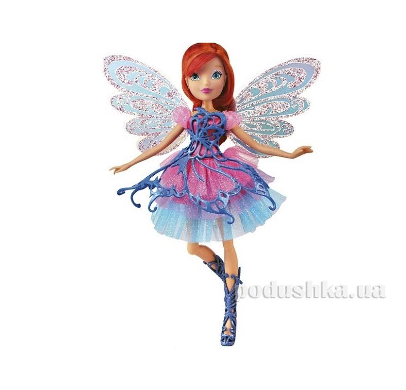 Кукла Butterflix Блум 27 см Winx IW01131401