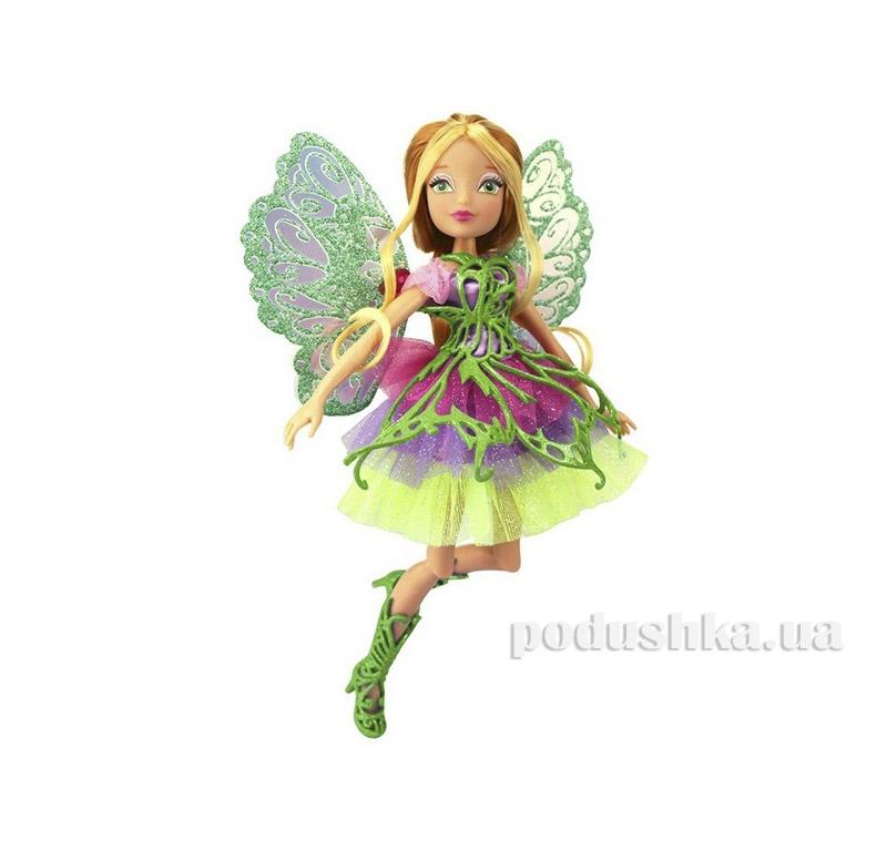 Кукла Butterflix Флора 27 см Winx IW01131402