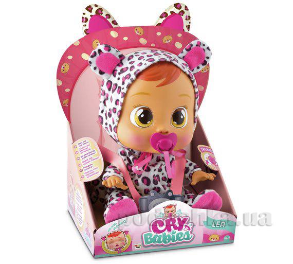 Кукла Cry Babies Плакса Лиа IMC Toys AT-10574