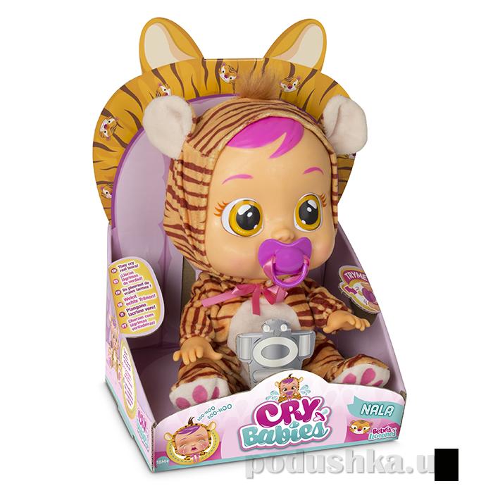 Кукла Cry Babies Плакса Нала IMC Toys AT-96387