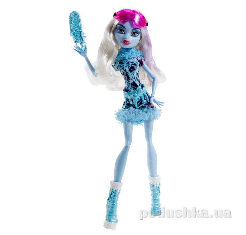Кукла Эбби Боминейбл Монстер Хай Art Class Abbey Bominable Mattel BDF13