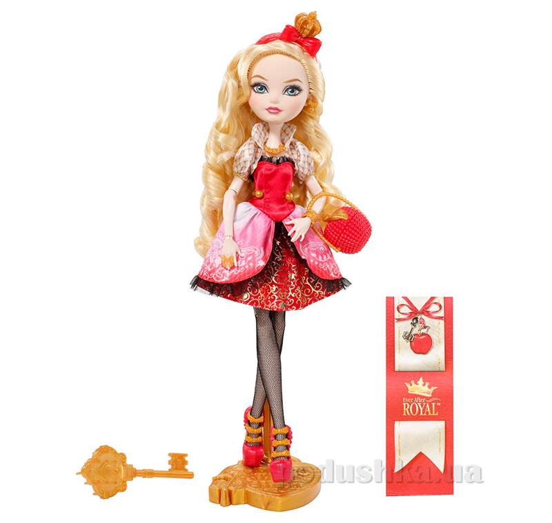 Кукла Ever After High Эппл Вайт Mattel