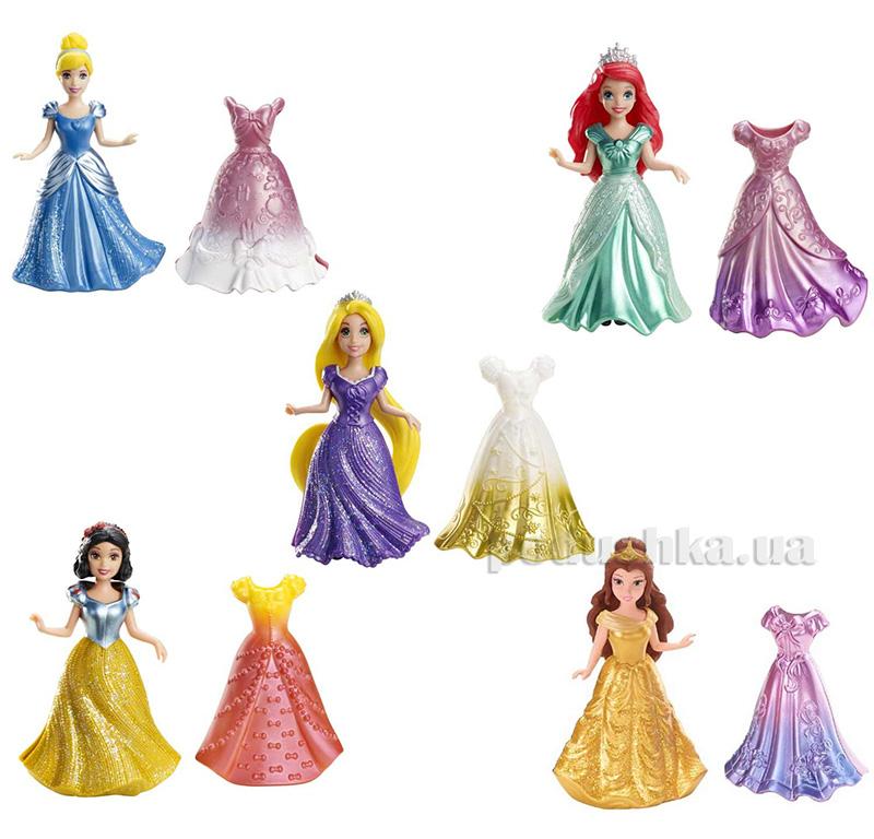Кукла и платье серии Магический клипс Дисней