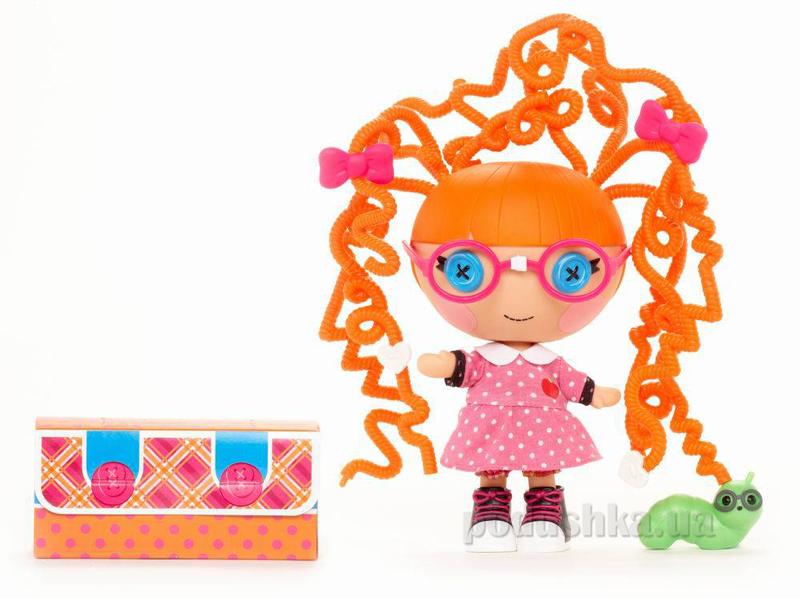 Кукла Lalaloopsy Малышка Умница 521204