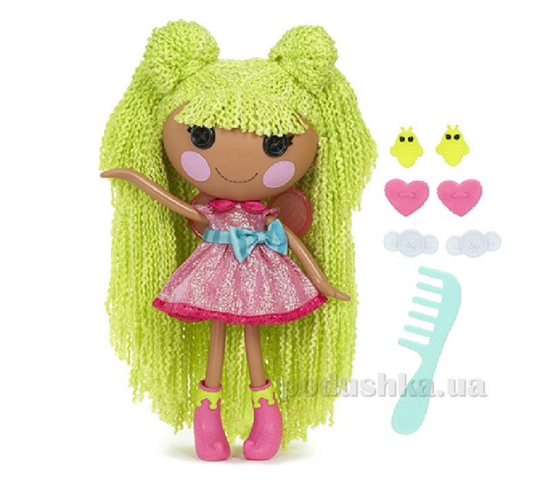 Кукла Lalaloopsy серии Кудряшки-симпатяшки Фея Бабочка (с аксессуарами) 527459