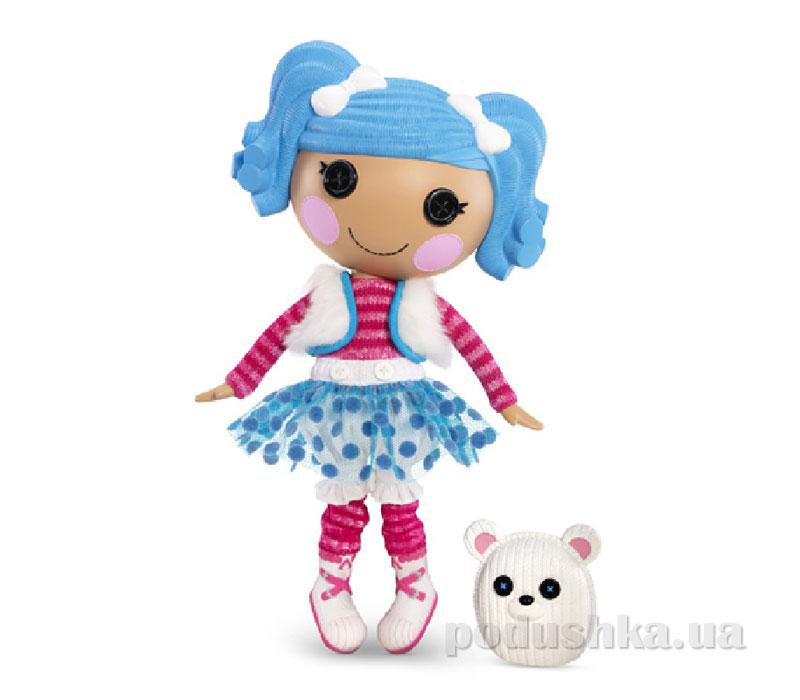 Кукла Lalaloopsy серии Мультяшки Снежинка (с аксессуарами) 526292