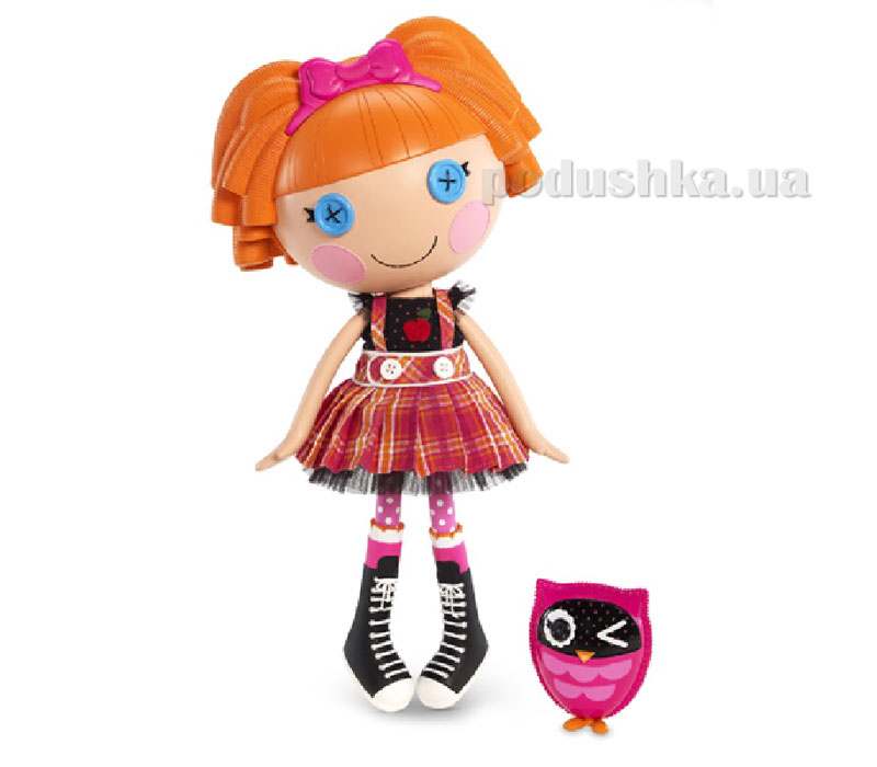 Кукла Lalaloopsy серии Мультяшки Умница Отличница (с аксессуарами) 526247
