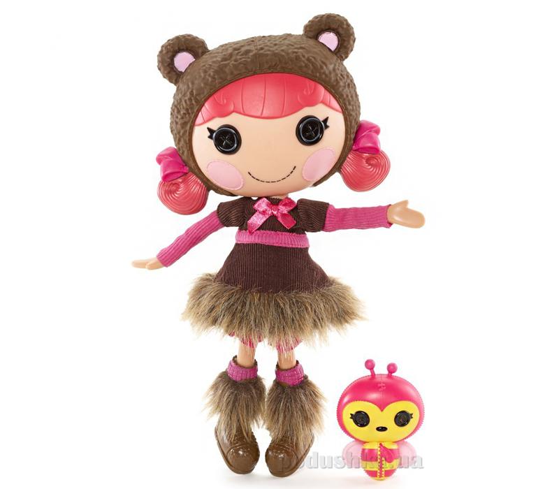 Кукла Lalaloopsy Сладкоежка Тедди с аксессуарами 521785