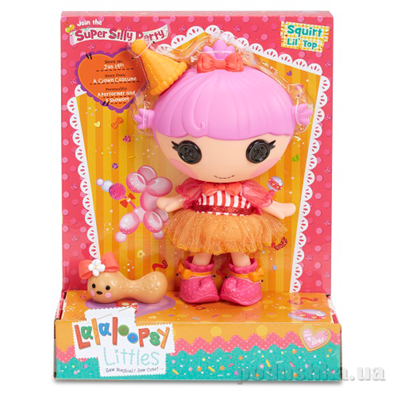 Кукла Малышка серии Lalabration Смешинка Lalaloopsy 539766