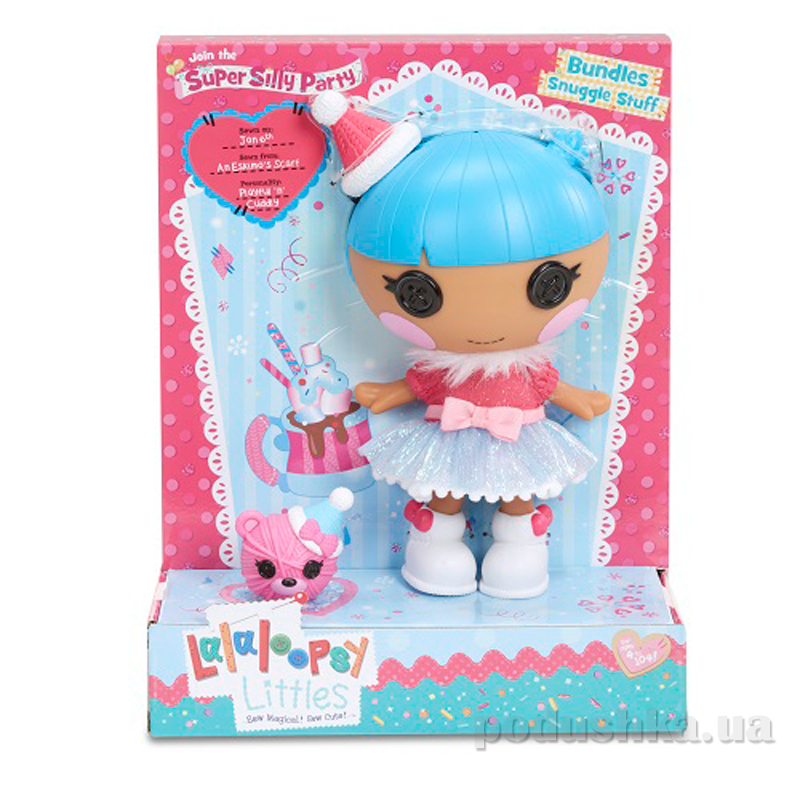 Кукла Малышка серии Lalabration Снежинка Lalaloopsy 539773