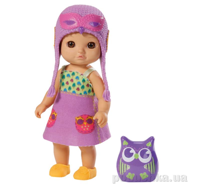 Кукла Mini Chou Chou из серии Совуньи - Вики (12 см, с аксессуарами) 920190.