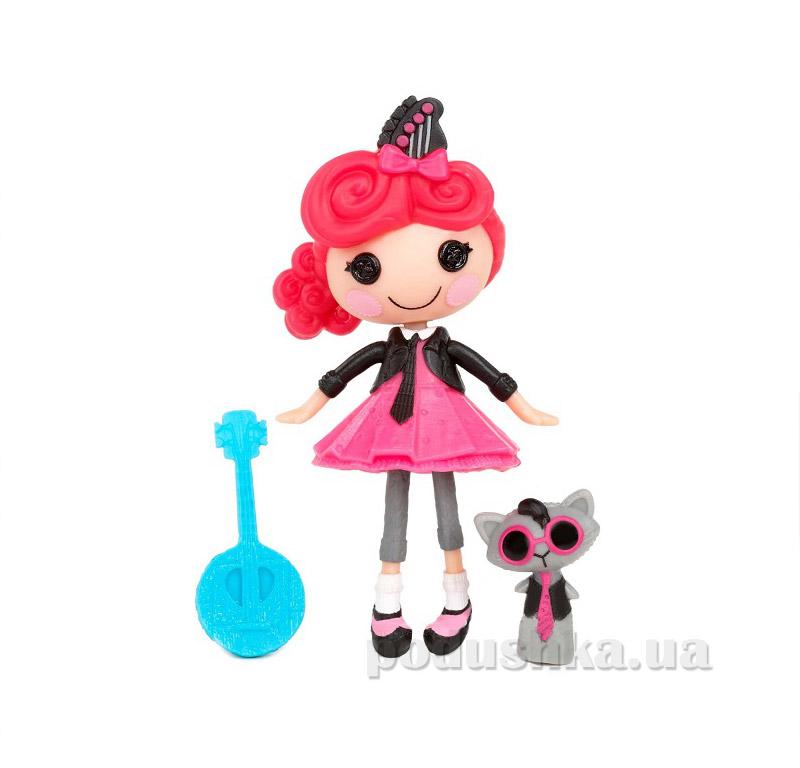 Кукла Minilalaloopsy Джазгел с аксессуарами 534013