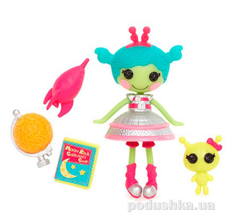 Кукла MiniLalaloopsy из серии Забавные пуговки Хейли из космоса (с аксессуарами) 527251