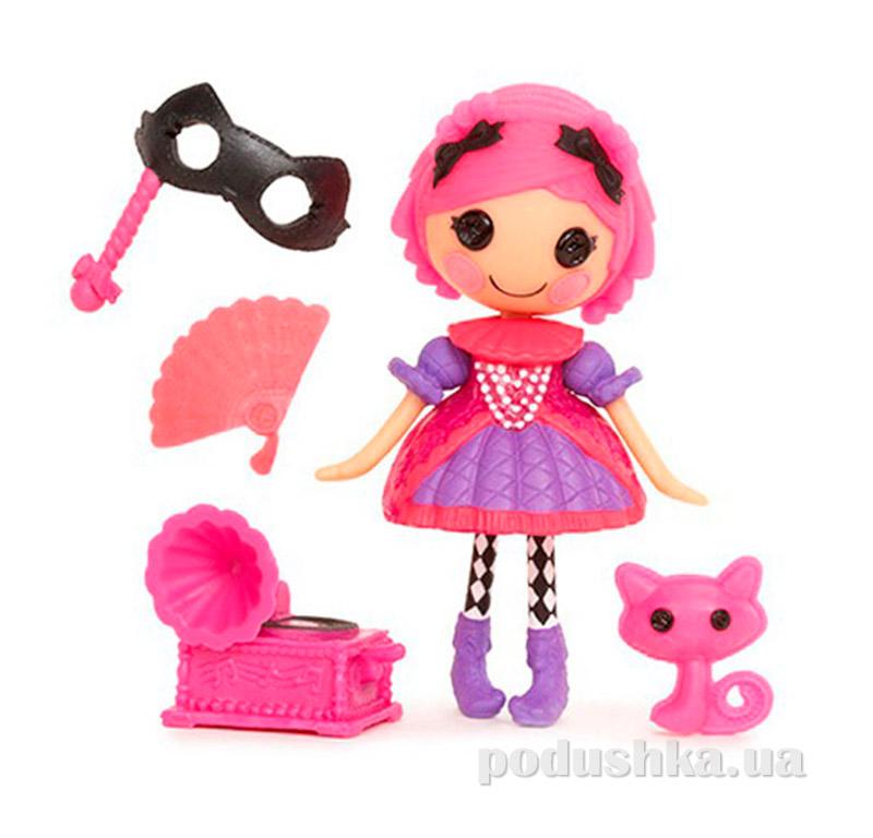 Кукла MiniLalaloopsy из серии Забавные пуговки Конфетти (с аксессуарами) 527282