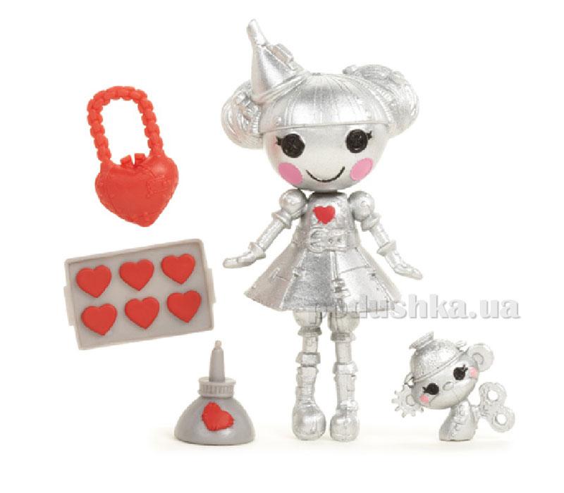 Кукла Minilalaloopsy серии Изумрудный город Доброе Сердце (с аксессуарами) 522430
